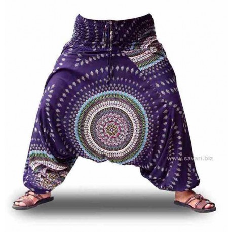 Pantalones Babuchas afganos rayon