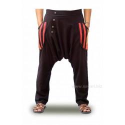 Pantalones étnicos