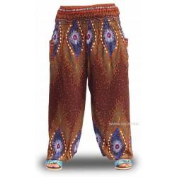 Pantalones Moda Hippie, modelo 1
