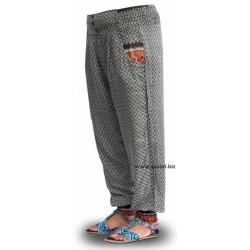 Pantalones Bombachos, Boho, estampado 1