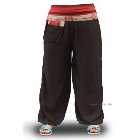 Pantalones Zen, color morado