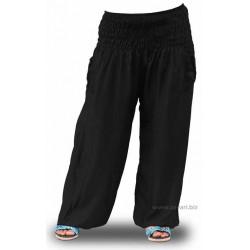 Pantalones bombachos Yoga rayon lisos