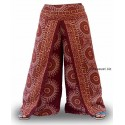 Pantalones Tulipan Abiertos