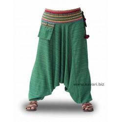 Pantalones Cagados Algodon