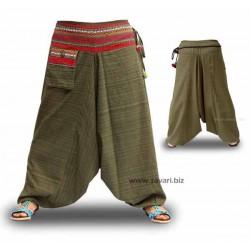 Pantalones Cagados Algodón
