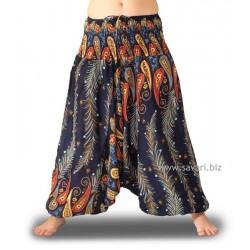 Pantalones Afganos Rayon Baggy