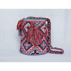 Bolso estampado Wayuu
