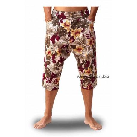 Pantalones verano, Cortos, estampado 1
