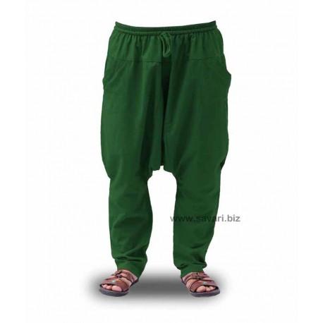 Comprar pantalones, harem, lisos, color kaki